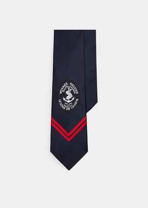 Ralph Lauren Nautical Silk Tie