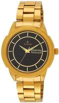 Titan Black Dial Men's Analog Watch - 1585YM03