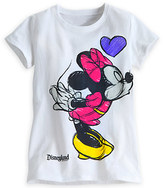 Disney Minnie and Mickey Mouse Tee for Girls - Disneyland