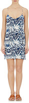Mikoh Women's Tie-Dyed Minidress-BLUE