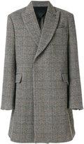 Stella McCartney Oscar Herringbone coat