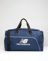 New Balance Medium Holdall Bag In Blue