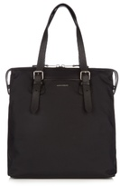Burberry Shoes & Accessories Leather-trim Nylon Tote