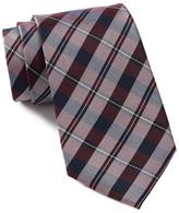 Calvin Klein Schoolboy Picnic Check Tie