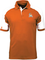 Antigua Men's Miami Marlins Century Polo