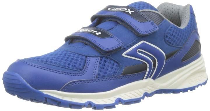 Geox Boy's J Bernie BOY Sneakers