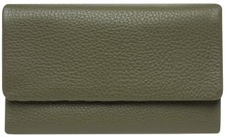 Status Anxiety SA1685 Audrey Pebble Flap Over Wallet