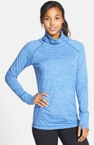 New Balance Women's Space Dye Knit Pullover