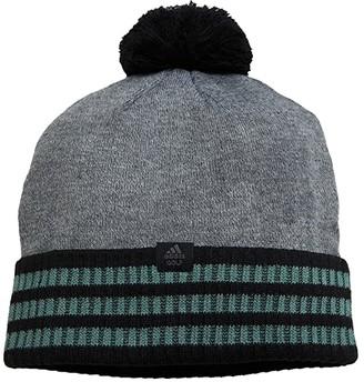 adidas Statement Beanie (Black) Caps