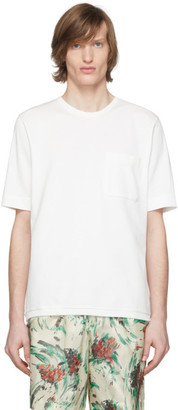 Dries Van Noten Off-White Pocket T-Shirt