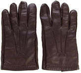 Prada Leather Driving Gloves