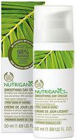 The Body Shop Nutriganics Smoothing Day Cream 1.69 fl oz (50 ml)