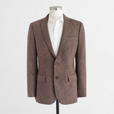J.Crew Factory Thompson blazer in Donegal wool