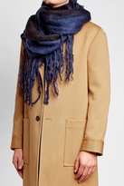 Golden Goose Deluxe Brand Scarf with Mohair and Wool