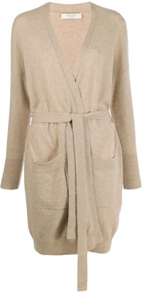 Chinti and Parker Belted Midi Cardigan