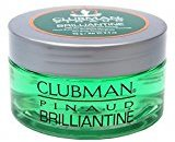 Clubman Pinaud Brilliantine Hair Pomade 3.4 oz. by