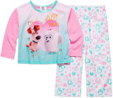 Asstd National Brand 2-pc. Secret Life of Pets Sleepwear Set - Girls