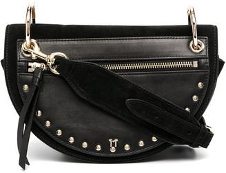 Tila March Annabelle stud-embellished crossbody bag