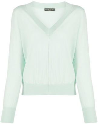 Fabiana Filippi fine knit V-neck sweater