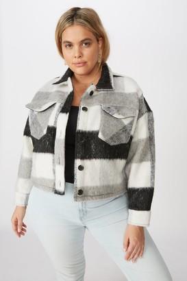 Cotton On Curve Statement Jacket