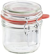 Leifheit 3191 255 ml Glass Jar with Clip Fastening