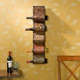 Wall Mount Wine Rack Sculpture