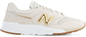 New Balance 997 SUEDE & MESH SNEAKERS