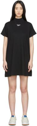 Reebok Classics Black Classics Vector T-Shirt Dress