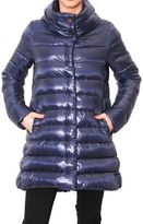 Herno Quilted High-necked Down Jacket