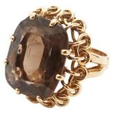 Lydia Courteille Yellow gold ring