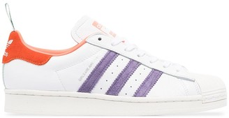 adidas x Girls Are Awesome superstar sneakers