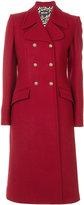 Just Cavalli - manteau à boutonnière