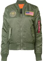 Alpha Industries 'MA-1 Flex' jacket