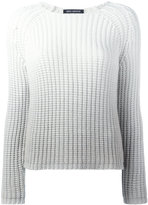Iris von Arnim Jamie gradient jumper - women - Cotton/Nylon - XS