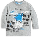 3 Pommes Infant Boys' Punk Pooch Tee - Sizes 3-24 Months