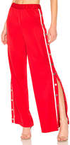 Lovers + Friends Athletic Snap Track Pant