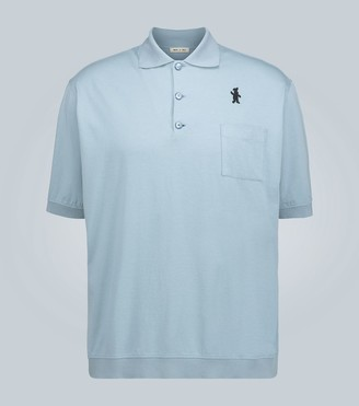 Marni Short-sleeved polo shirt