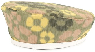 Marni Floral Print Hat