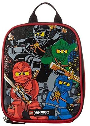 Lego Ninjago(r) Team Lunch (Red) Bags
