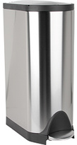Simplehuman 30L Butterfly Deluxe Step Can