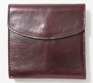 Patricia Nash Leather Reiti Bi-Fold Wallet