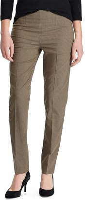 Chaps Women's Print Pull-On Ankle Pants