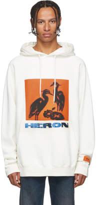 Heron Preston Off-White Heron Birds Hoodie