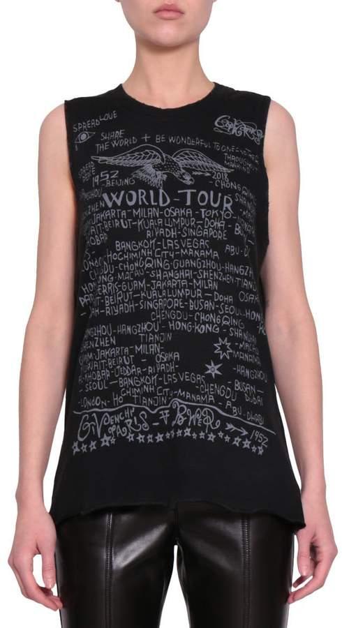 Givenchy World Tour Cotton Top