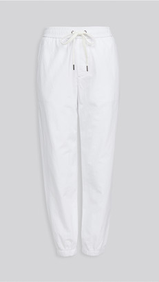 James Perse Crinkled Poplin Pants