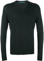 Kiton v-neck jumper - men - Wool - M