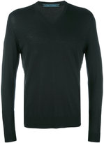 Kiton v-neck jumper