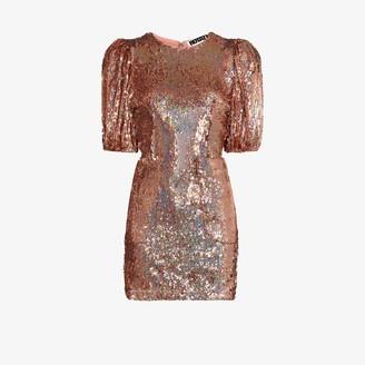 Rotate by Birger Christensen Katie sequin mini dress