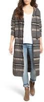 Rip Curl Women's Long Road Stripe Knit Cardigan
