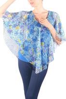 Yvonne Marie Denim Crochet Top